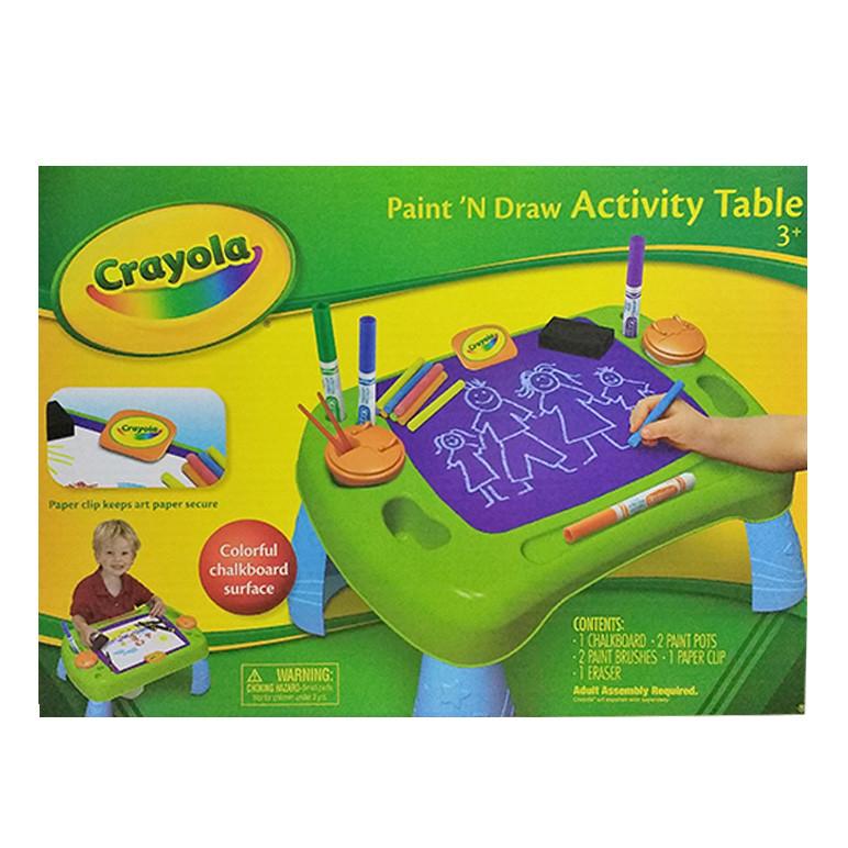 Crayola 5079 Mesa De Actividades | Berrini